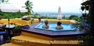 El Parque Nacional Morrocoy está ubicado en el Estado Falcón, en el Noroeste de Venezuela cerca de las poblaciones de Boca de Aroa, Tucacas, Sanare,